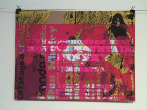 Test Print of Kris Johnsen - 2010