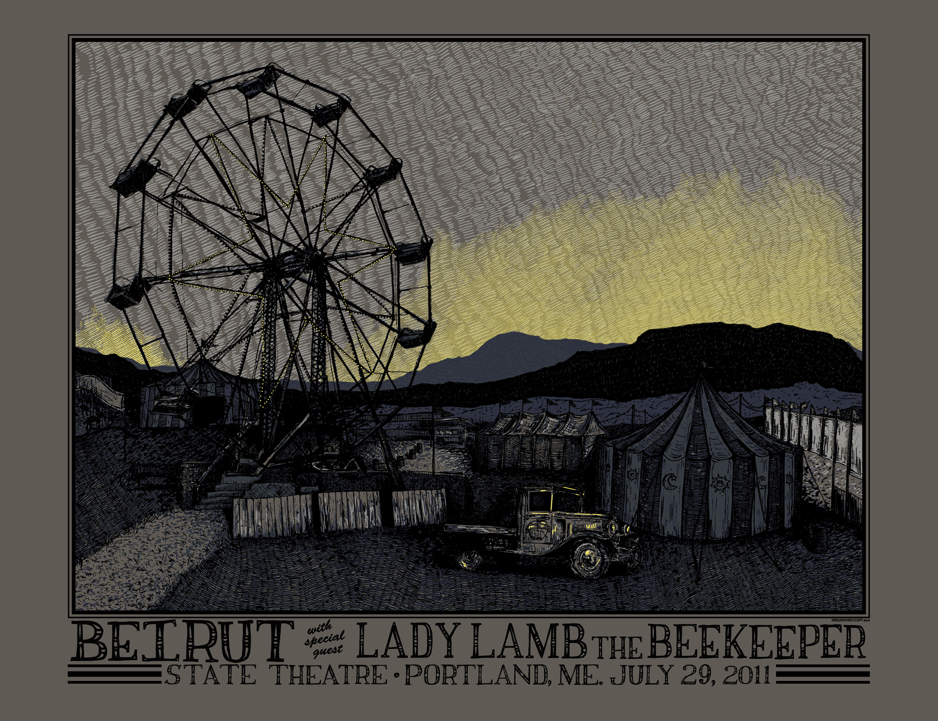 Beirut Band Wallpaper Beirut And Lady Lamb The