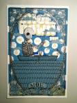 Moe. test printed posters - Kris Johnsen 2012