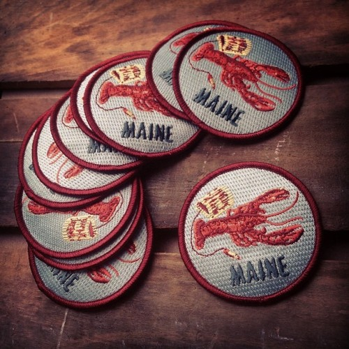 Maine patch - Kris Johnsen 2014