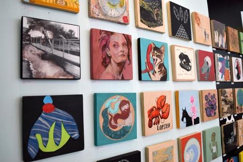Eat More Art 2 - Kris Johnsen 2014